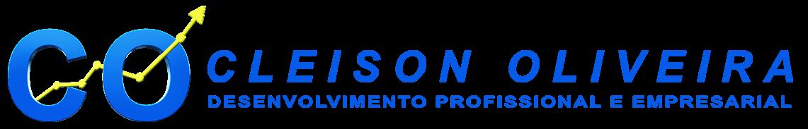 Logo do Palestrante profissional Cleiton Oliveira.